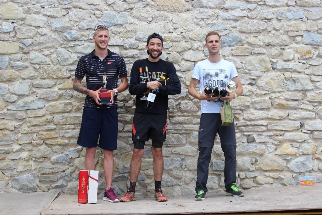 Kévin Deschamps vainqueur de la Ronde des Barthes
